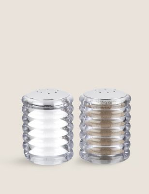 Image of Salt & Pepper Mills - Clear, Clear