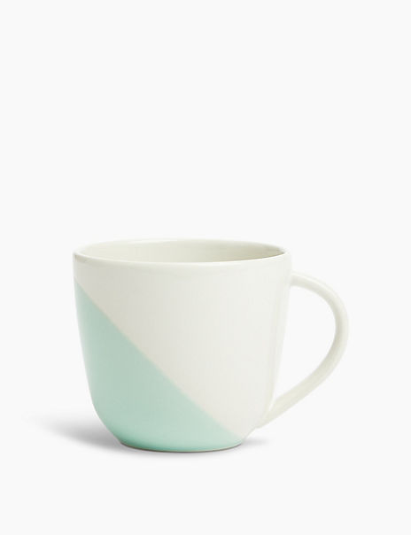 Stoneware Dipped Mug
