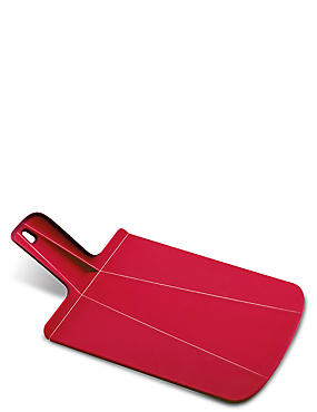 Small Red Chopping Board
