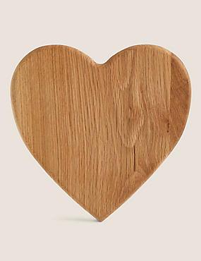 Heart Chopping Board