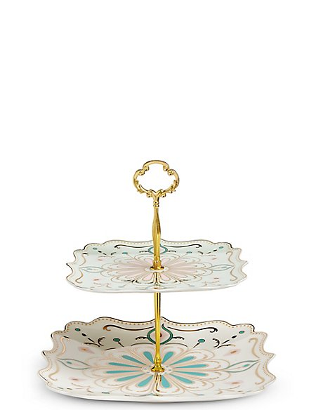 Hollywood Deco Cake Stand