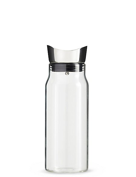 Glass Carafe with Filter