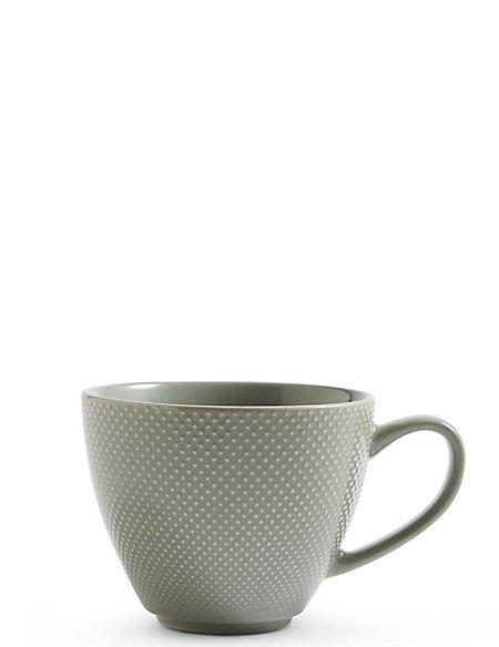 Textured Pistachio Mug