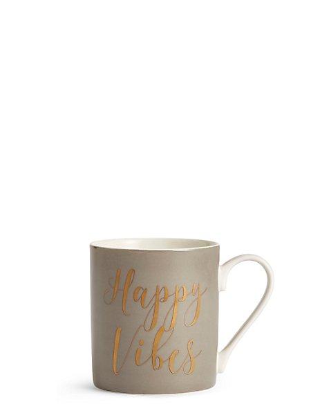 Happy Vibes Mug