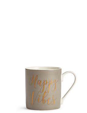 Happy Vibes Mug