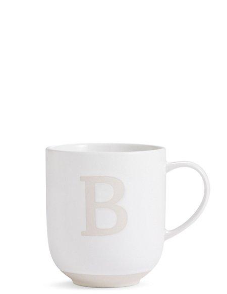 Alphabet B Mug