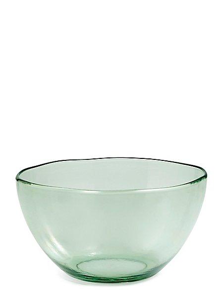 Alfresco Look Plastic Salad Bowl