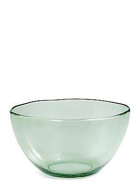 Alfresco Look Plastic Salad Bowl