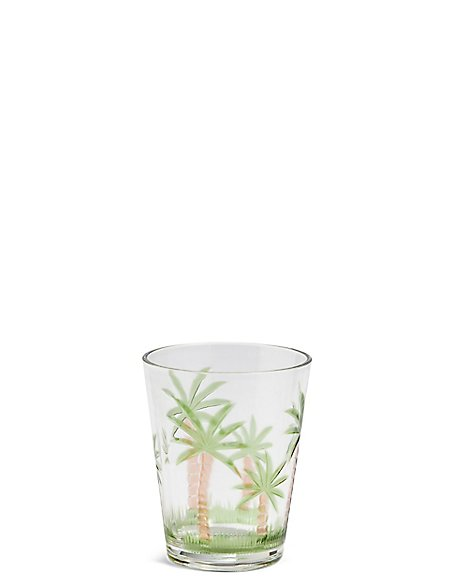 Palm Tree Picnic Tumbler