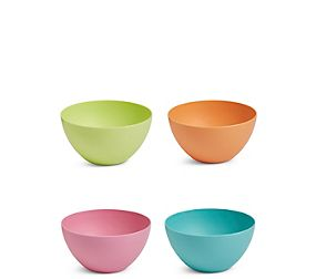 Set of 4 Picnic Bowls