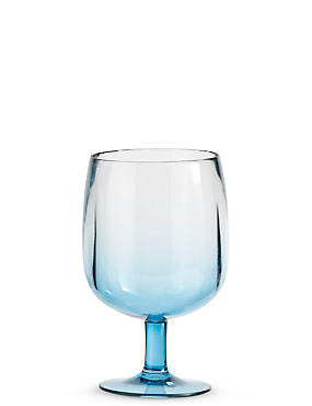 Ombre Picnic Wine Glass