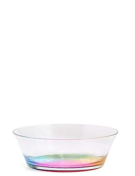 Rainbow Picnic Serving Bowl