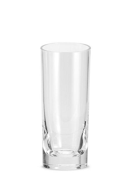 Clear Picnic Hi Ball Glass