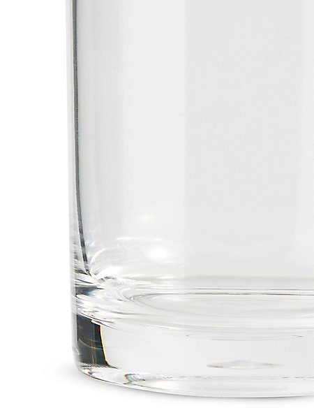 Clear Plastic Tumbler