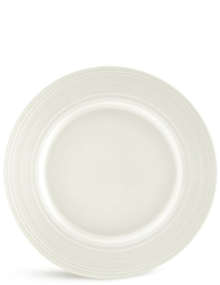 Metro Fine China Dinner Plate  sc 1 st  Marks u0026 Spencer : china dinner plate - Pezcame.Com