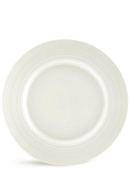 Metro Fine China Dinner Plate  sc 1 st  Marks u0026 Spencer & Metro Fine China Dinner Plate | Mu0026S