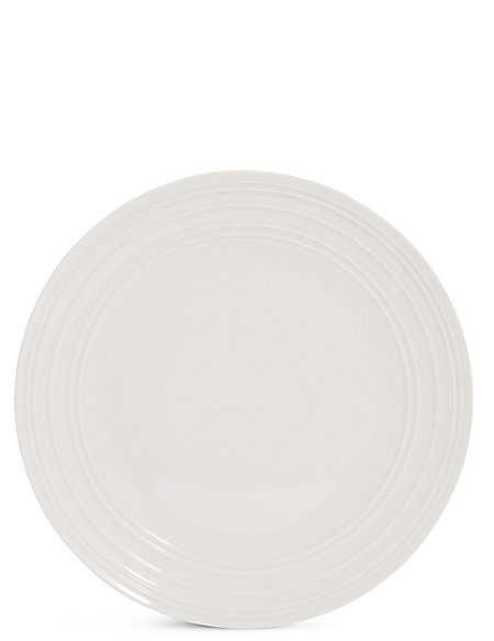 Metro Fine China Coupe Dinner Plate