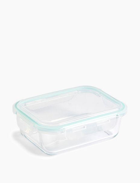 Medium Glass Fridge Storage Container