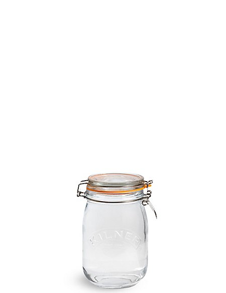 Medium Glass Kilner Jar