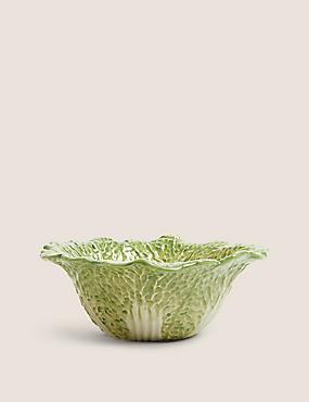 Cabbage Serving Bowl