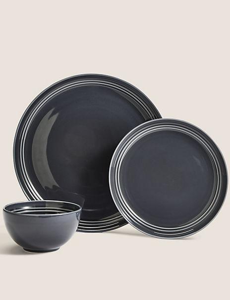 12 Piece Marlowe Dinner Set