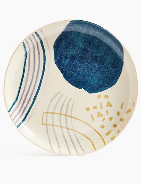 Stoneware Artisan Platter