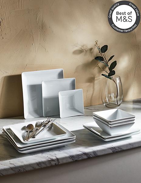 12 Piece Maxim Dining Set