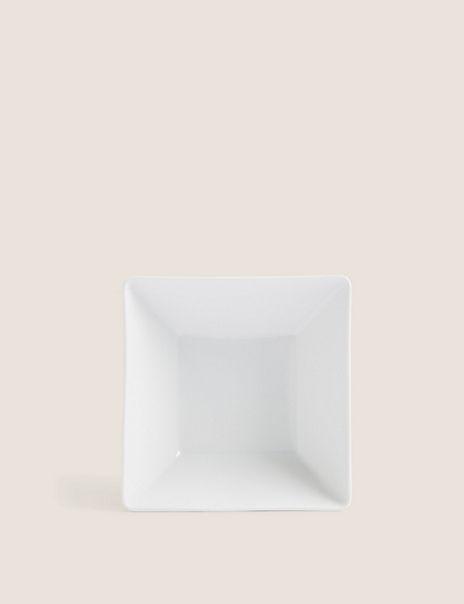 Maxim Square Porcelain Cereal Bowl