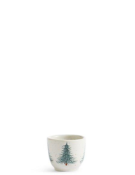 Fir Tree Egg Cup