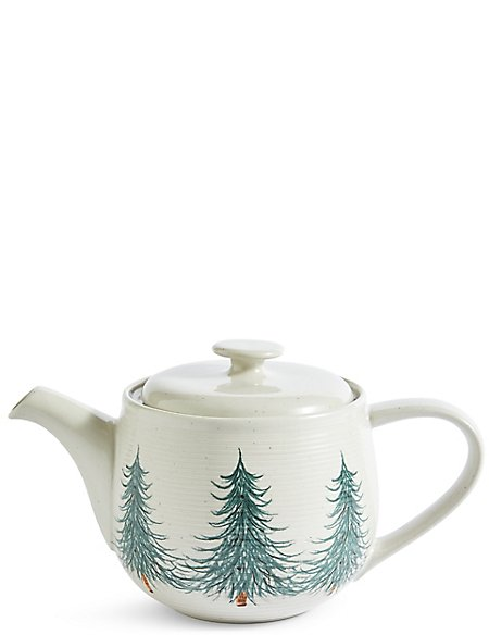 Fir Tree Teapot
