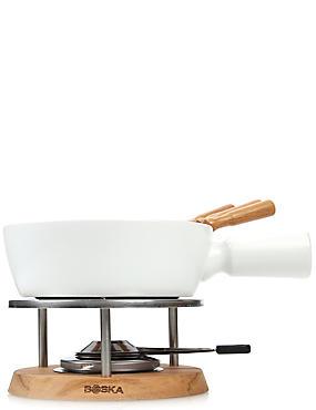 Boska Fondue Set Bianco