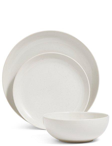 12 Piece Linear Dinner Set