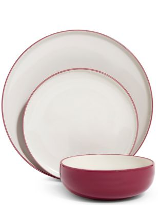 12 Piece Tribeca Dinner Set