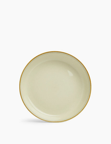 Amberley Stoneware Pasta Bowl