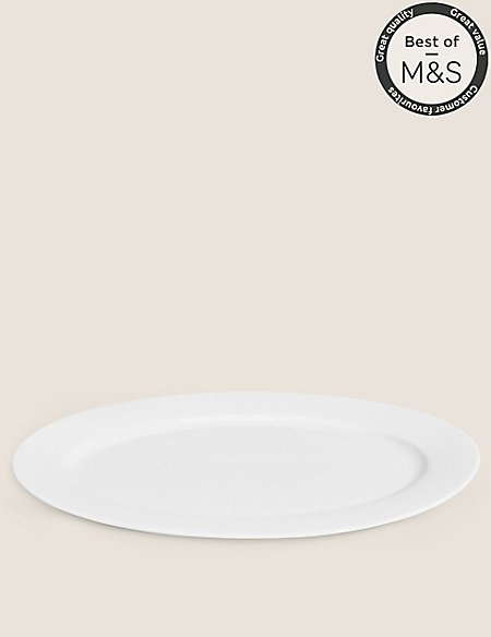 Maxim Oval Platter
