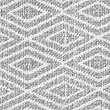 Geometric Print Runner, GREY, swatch