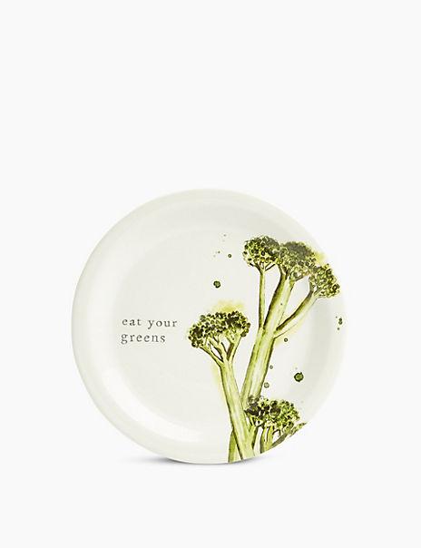 Broccoli Side Plate
