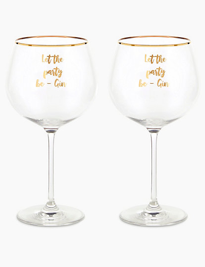 Set Of 2 Cocktail Glass Set Glassware Marks And Spencer Us