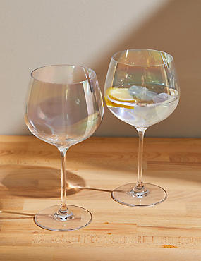 Set of 2 Gin Lustre