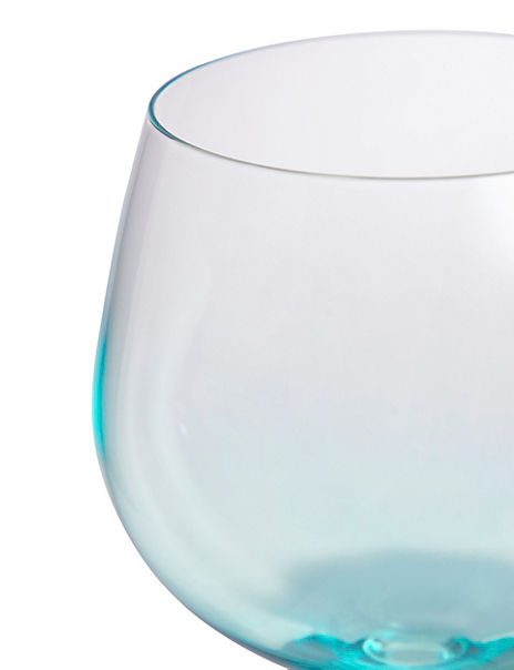 Ombre Gin Glass