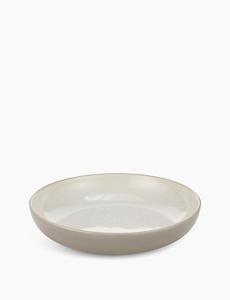 Tribeca Stoneware Pasta Bowl