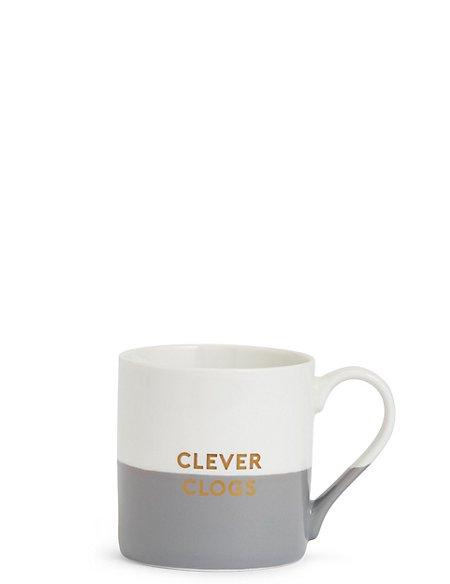 Clever Clogs Mug