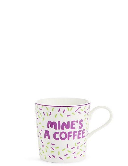 Macmillan Mine's a Coffee Mug