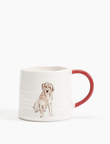 Fine China Labrador Mug