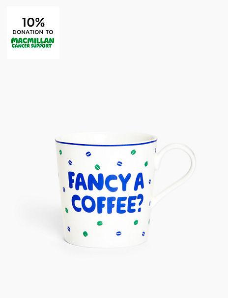 Macmillan Fancy A Coffee Mug
