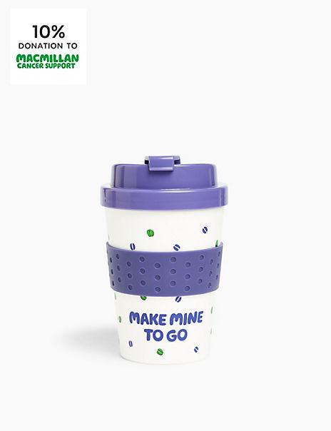 Macmillan Travel Mug