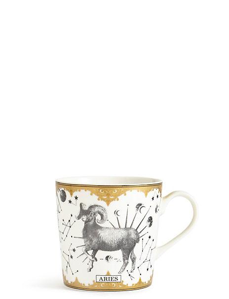 Aries Zodiac Mug