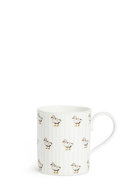 Watercolour Duckling Mug