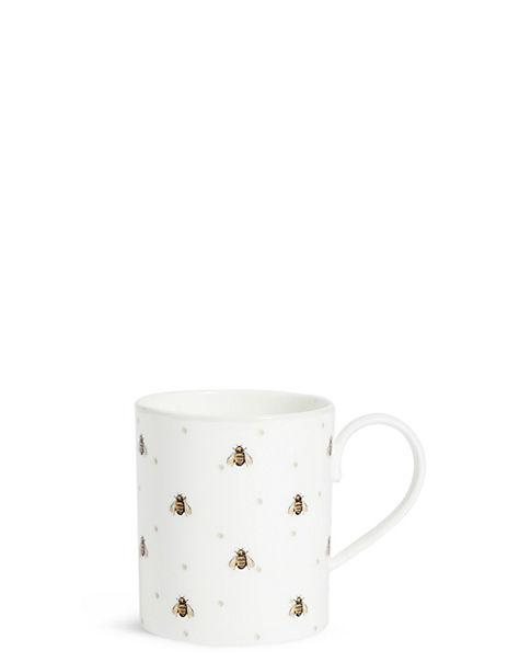 Watercolour Bumblebee Mug