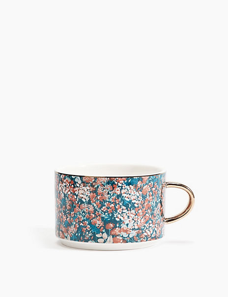 Saskia Floral Mug